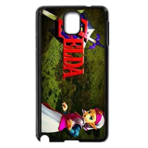 Samsung Galaxy Note 3 Cell Phone Case Black The Legend of Zelda Ocarina of Time Qvjhp