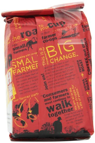 Equal exchange organic coffee, mind body soul, ground, 12-ounce bag 2 100% fair trade organic delicious