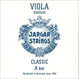 Jargar up to 16.5'' Viola A String Medium Chromesteel