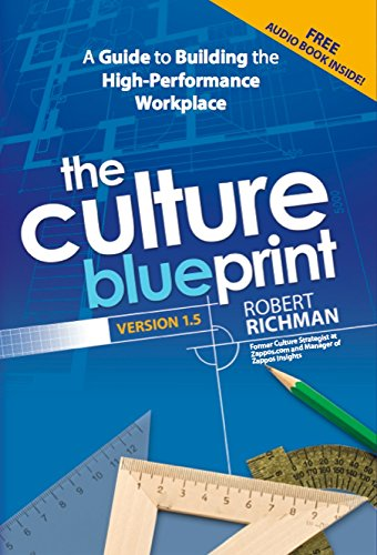 Amazon the culture blueprint a guide to building the high the culture blueprint a guide to building the high performance workplace by richman malvernweather Images
