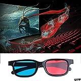 Solarson 3D Glasses Red Blue 3D Glasses for All