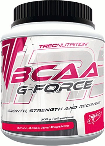 (Anabolic BCAA G-Force - Ultimate Growth, Strength And Recovery Formula (sweet orange, 600g) by Trec Nutrition)