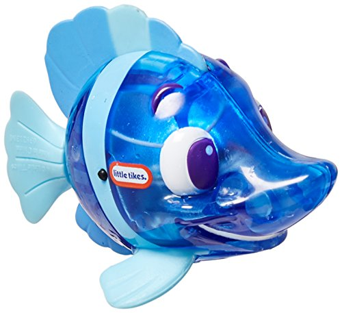 Little tikes sparkle bay flicker fish water toy damsel for Little fish toys