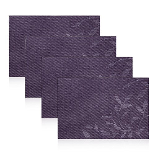 HEBE Washable Placemats Resistant Kitchen product image