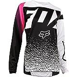 Fox Racing 2018 Womens 180 Jersey-Black/Pink-M