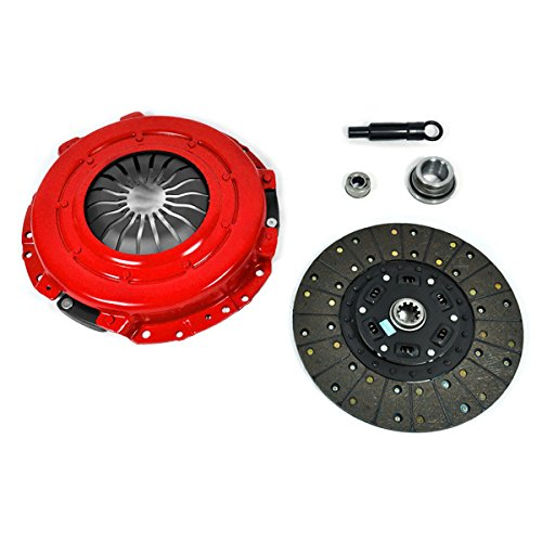 (EFT STAGE 2 HD CLUTCH KIT FOR 1999-2004 FORD MUSTANG GT TR3650 MACH 1 COBRA SVT)