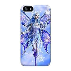 Bernardrmop CfoBmQo7635gfkCe Protective Case For Iphone 5/5s(fairy)