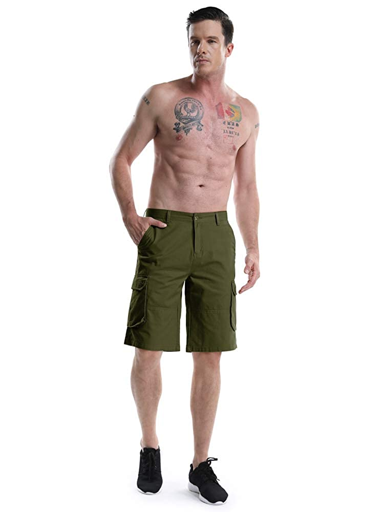 OCHENTA Mens Summer Shorts