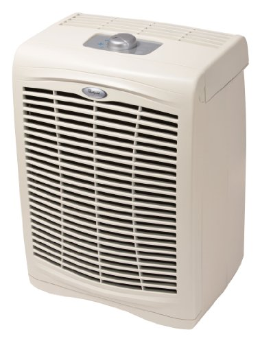 Whirlpool AP25030K Whispure Air Purifier, HEPA Air Cleaner Air Purifier Spare Filter