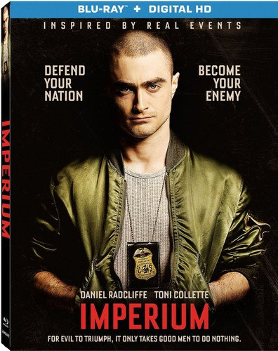Blu-ray : Imperium (Blu-ray)