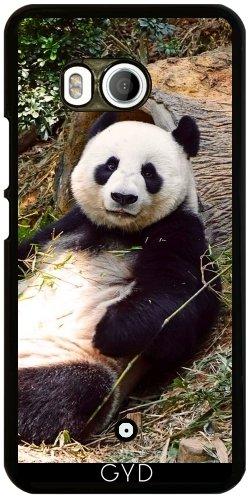 Funda para Htc U11 - 0315p Panda by More colors in life
