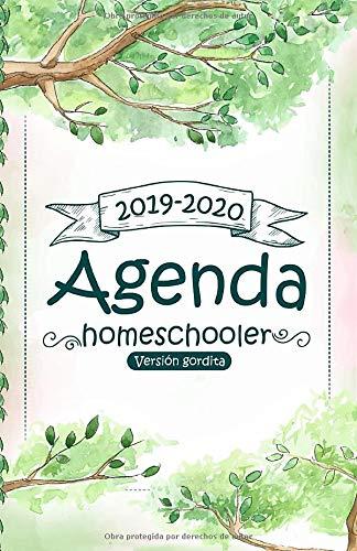 Agenda Homeschooler: 2019-2020 (Agenda Homeschooler de HomeschoolingSpain)