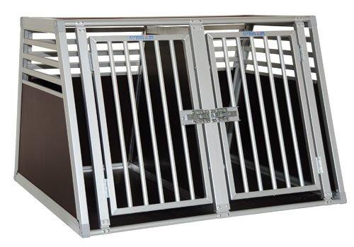 Schmidt-Box Hundebox Doppelbox