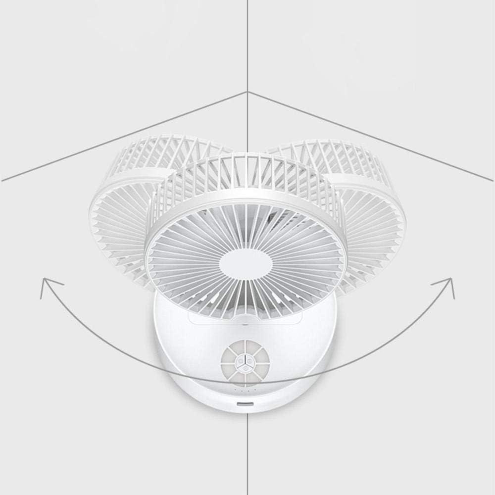 Mini Desktop-Ventilator Opvouwbare Elektrische Ventilator Telescopische Vloerventilator Desktopventilator Desktop Airconditioner Koeler Voor Kantoor Huishouden Reizen Wit White fWjvtBYr
