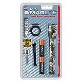 Maglite Mini Incandescent 2-Cell AA Flashlight Combo, Universal Camo Pattern