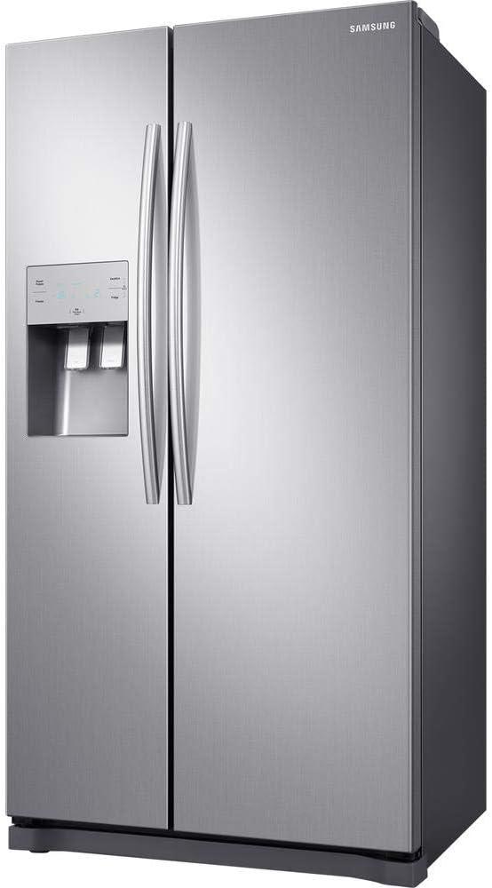 Geladeira/Refrigerador Samsung Side By Side Frost Free, 501L, 2 Portas, Inox - RS50N3413S8 por SAMSUNG