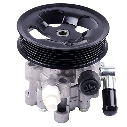 ECCPP 21-5447 Power Steering Pump Power Assist Pump Fit for 2007-2009 Lexus RX350, 2005-2015 Toyota Tacoma