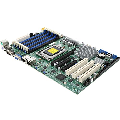 - Supermicro Opteron 6100/AMD SR5650/V/2GBE/ATX Server Motherboard (H8SGL-O)