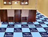 NFL - Tennessee Titans Carpet Tiles