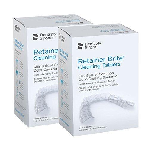 192 Tablet Retainer Brite (6 Months Supply)