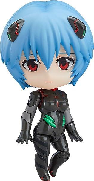Good Smile Rebuild of Evangelion: Rei Ayanami (Plugsuit Version) Nendoroid