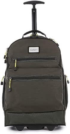 Antler 4290109051 Urbanite Evolve Trolley Backpack Carry-Ons (Softside), Khaki, 51 cm