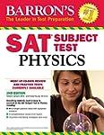 Barron's SAT Subject Test: Physics, 2...
