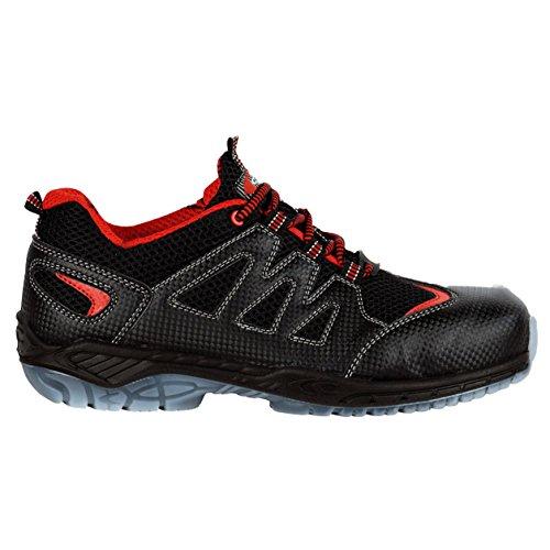Cofra 30190-000.W41 Climbing S1 P Esd SRC Chaussure de sécurité Taille 41 Noir
