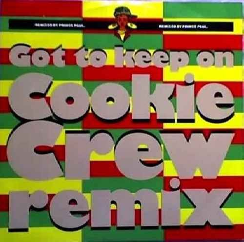 12' Cookie (Got to keep on-Remixed by Prince Paul (1989) / Vinyl Maxi Single [Vinyl 12''])