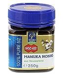 Manuka Health - MGO 400+ Manuka Honey, 100% Pure New Zealand Honey, 8.8