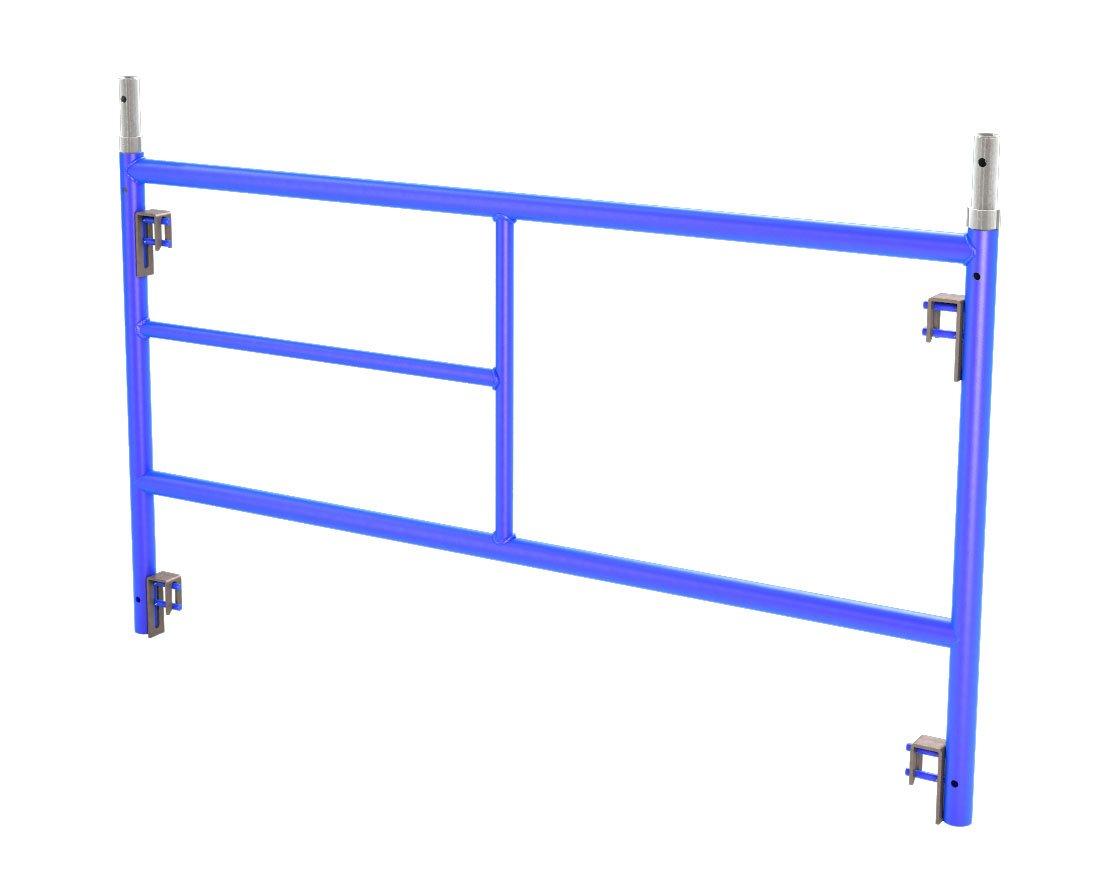 Bon 14-896 Step Type Scaffold End Frame, 3-Feet High, 5-Feet Wide, Made in USA