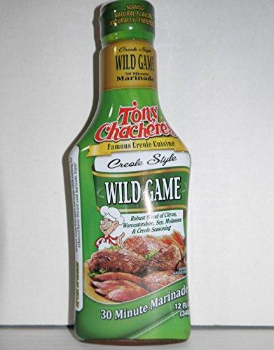 Wild Game Marinade - 4