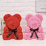 Pink-Rose-Bear-Forever-Rose-Bear-Perfect-for-Gender-Reveal-Mothers-Day-Anniversary-Gifts-and-Baby-Showers