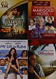 Australia / The Best Exotic Marigold Hotel / My Life in Ruins / The Descendants Quad Feature offers