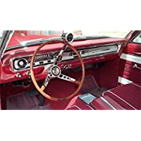HushMat 697611 Sound and Thermal Insulation Kit (1960-1963 Ford Falcon Wagon Floor)