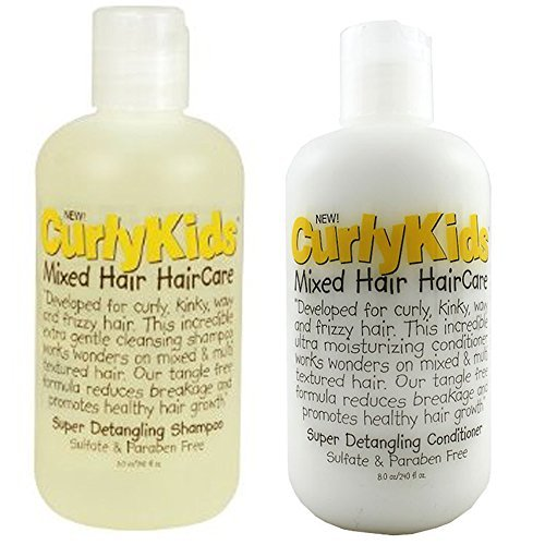 Curlykids Shampoo & Conditioner Set