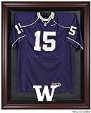 Washington Huskies Framed Logo Jersey Display Case