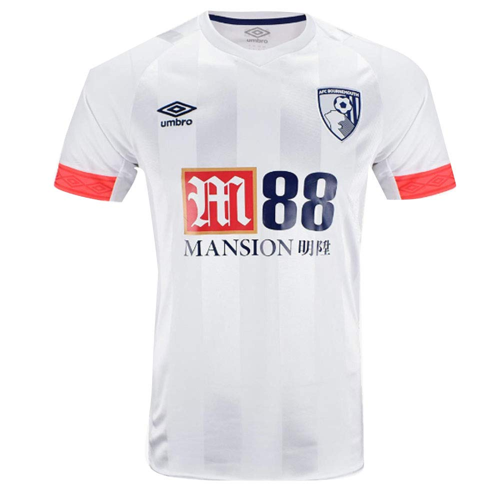 Umbro 2018-2019 Bournemouth Away Football Soccer T-Shirt Trikot