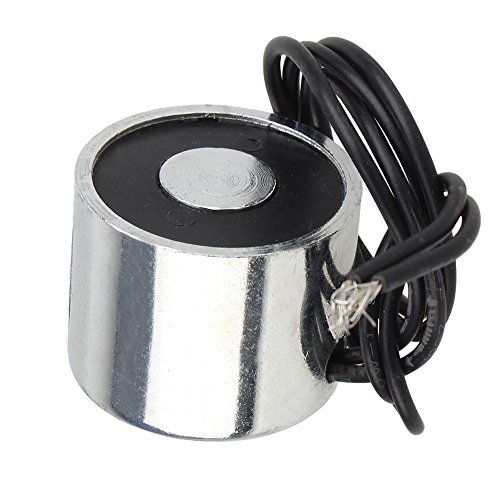 DC 5V 4W 0.8A 50N 5Kg Sucked Electric Lifting Magnet Electromagnet Sucked Metal