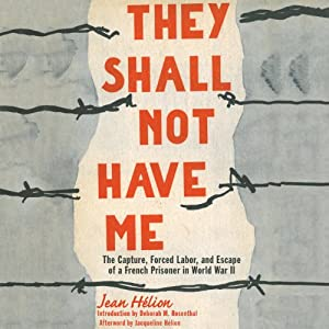 They Shall Not Have Me Audiobook