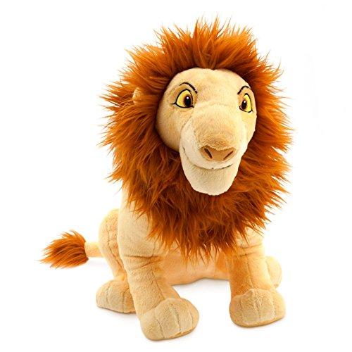 Disney Simba Plush - The Lion King - Large - 18'' - New