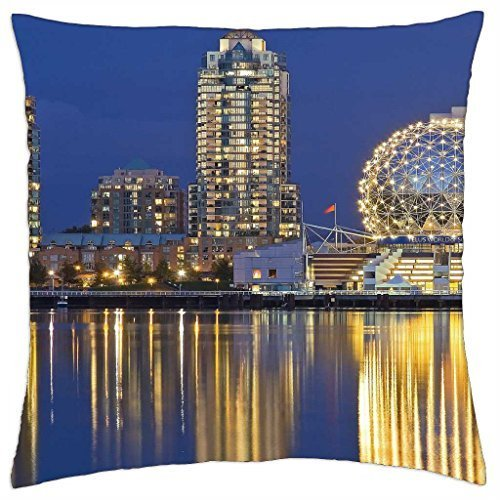 Attraction nearby Vancouver - Throw Pillow Cover Case (16