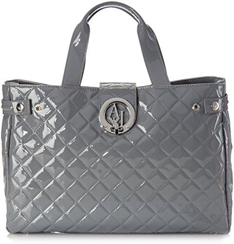 Armani JeansB5230V4 - Borsa shopper Donna Grigio (Grigio - Grey 22)