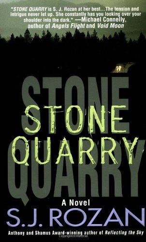 book cover of Stone Quarry