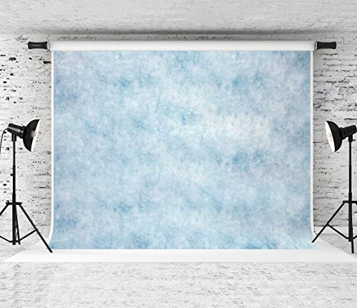Kate 7x5ft Blue Photography Backdrop Blue Portrait Background Fabric Backdrops Shooting Studio Props