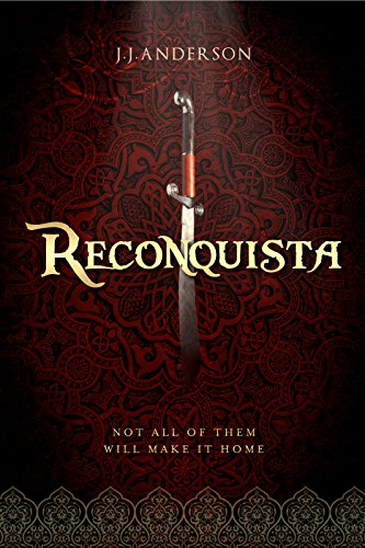 Book cover image for Reconquista (The Al Andalus series Book 1)