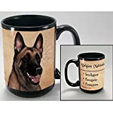 MY FAITHFUL FRIEND BELGIAN MALINOIS COFFEE CUP MUG PET DOG GIFT