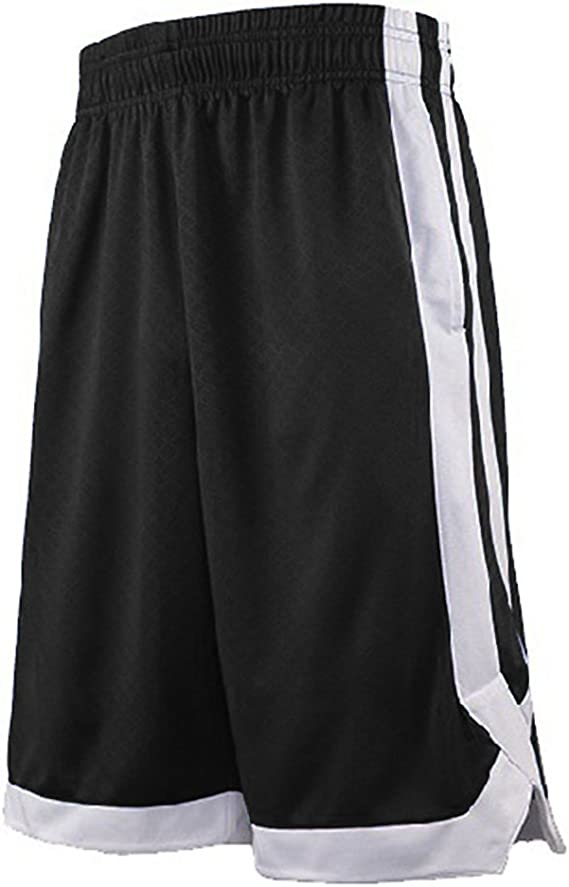 TopTie Pantalones Cortos de Baloncesto para los Hombres con ...