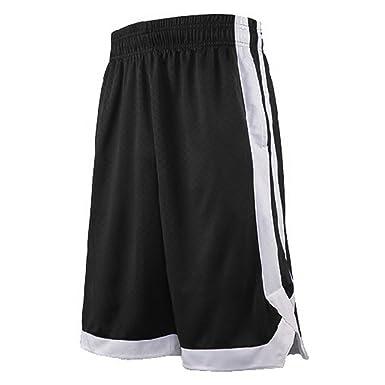 TopTie Pantalones cortos de baloncesto atlético activo con ...