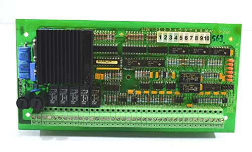 Stork Kwant 101250C PCB ELAS-3 Mainboard Propulsion Control Circuit from Stork Kwant